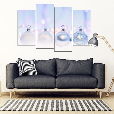 Christmas Decorations Canvas - Wall Art - Epic Goodies Shop