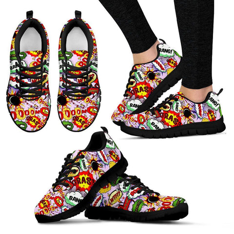 Artsy Series Explode - Womens - Shoes - Epic Goodies Shop