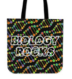 Biology Rocks - Tote Bags - Bags - Epic Goodies Shop