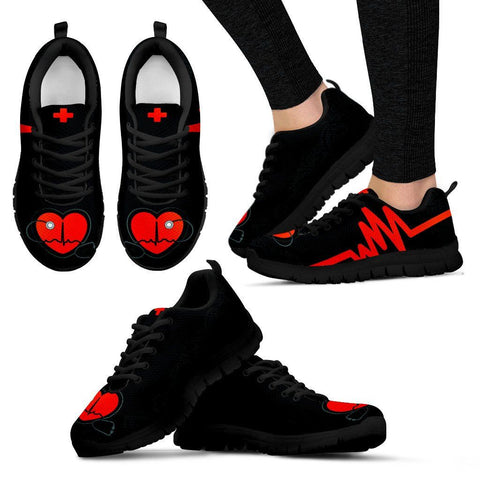 Lifeline Black Runners