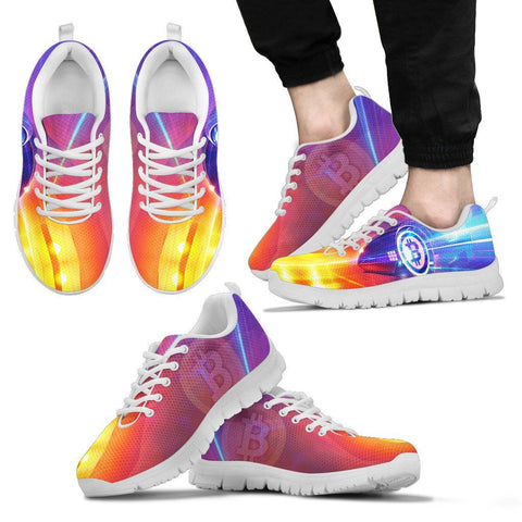 Bitcoin Digital Rainbow - Sneakers - Shoes - Epic Goodies Shop