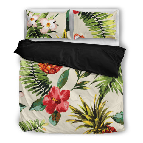 Tropical Bahia Pine - Bedding Set - Bedding Set - Epic Goodies Shop