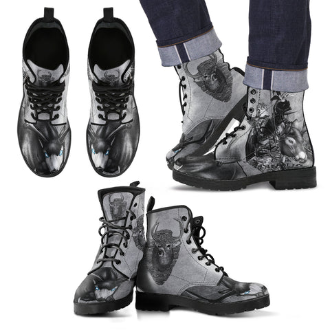 Hunter BW Trophies - Men's Boots - Shoes - Epic Goodies Shop
