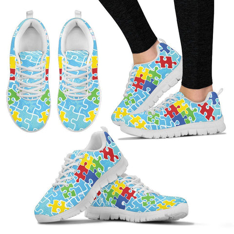 Coolorful Pieces - Women's Sneaker