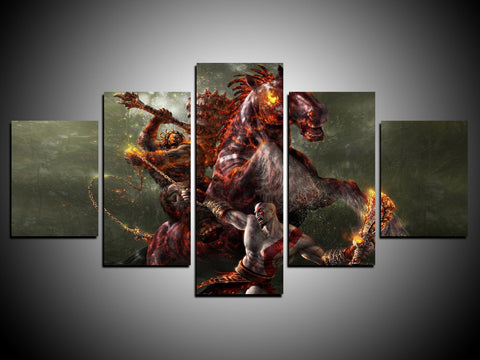 Dragon Horse - wall art - Epic Goodies Shop