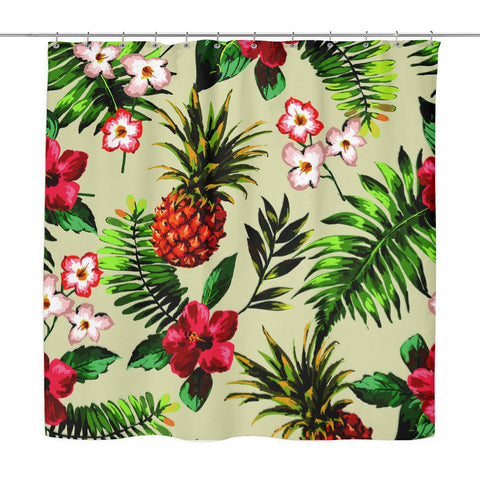 Tropical Chill - Shower Curtains - Shower Curtains - Epic Goodies Shop