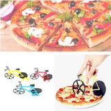 Bicycle Pizza Cutter - Gadget - Epic Goodies Shop