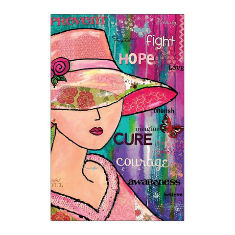 Cancer Courage - Poster - Posters - Epic Goodies Shop