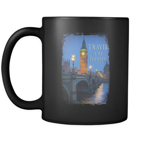 Therapy -Travel Mug - Drinkware - Epic Goodies Shop