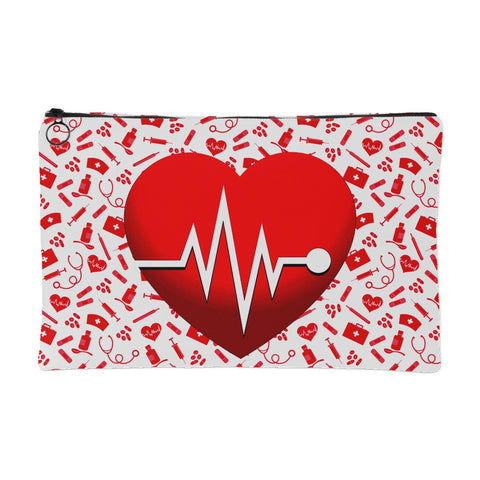 Nurse Beat Line - Pouch - Accessory Pouches - Epic Goodies Shop