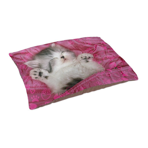 Cats Pink Slumber - Pet Bed - Pet Bed - Epic Goodies Shop