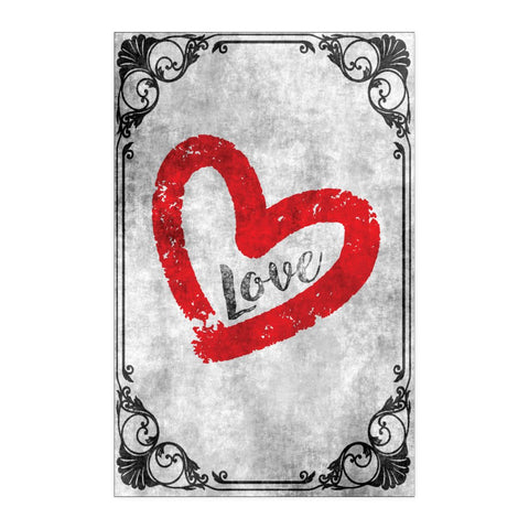 Heart In Love - Poster - Posters - Epic Goodies Shop