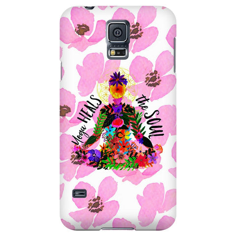 Yoga The Soul - Phone Cases