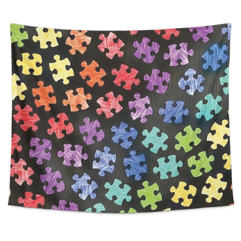 Autism 1 - Tapestry - Tapestries - Epic Goodies Shop