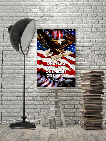 One Nation Canvas - Wall Art - Epic Goodies Shop