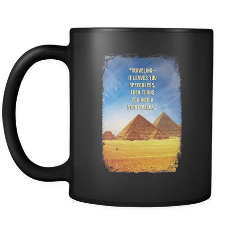 Story Teller - Travel Mug - Drinkware - Epic Goodies Shop