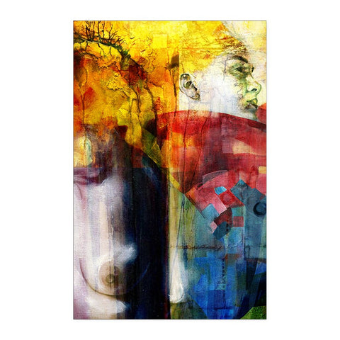 Abstract Women 2 - Poster