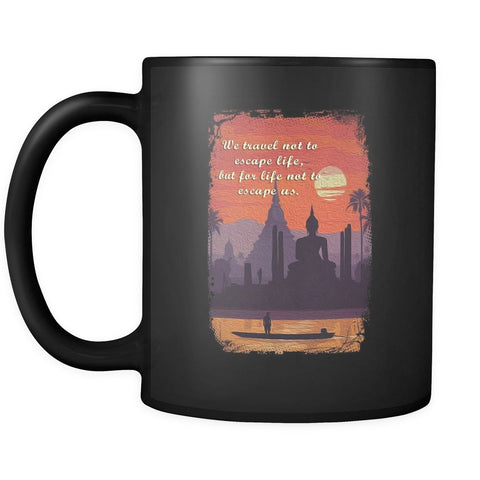 Escape - Travel Mug - Drinkware - Epic Goodies Shop