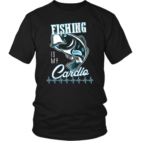 Fishing is my Cardio
