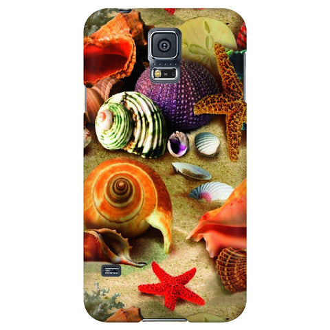 Shells Scattered Color - Phone Cases - Phone Cases - Epic Goodies Shop