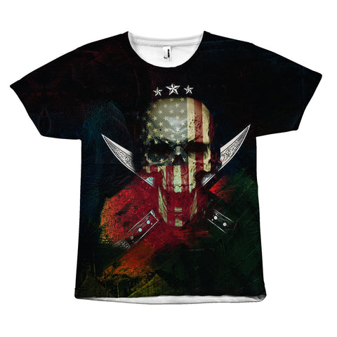 Patriot Got Your Back - Tee - All Over Print - Epic Goodies Shop