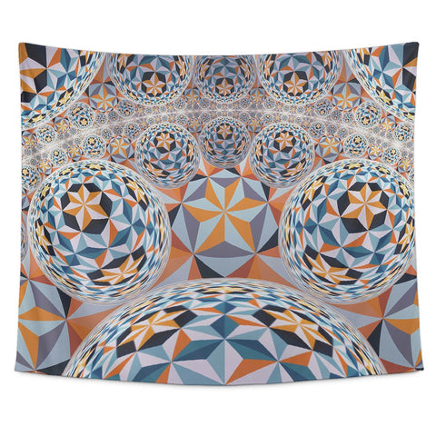 Geometry 1 - Tapestry - Tapestries - Epic Goodies Shop
