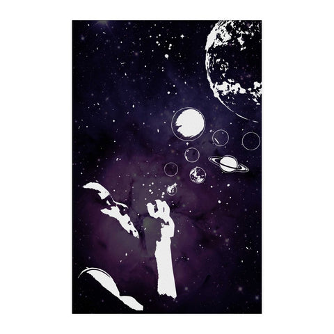Space Bubbles - Poster - Posters - Epic Goodies Shop