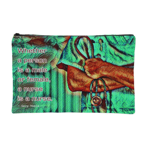 Non Gender Nurse - Pouch - Accessory Pouches - Epic Goodies Shop