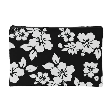 Floral Hibiscus - Pouch - Accessory Pouches - Epic Goodies Shop