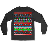 Christmas Elemental Knit - Tees - T-shirt - Epic Goodies Shop