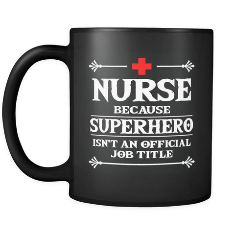 Nurse Superhero - Mug - Drinkware - Epic Goodies Shop