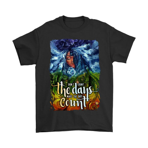 Count The Days - Tees