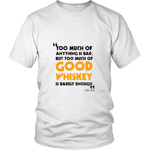 Good Whiskey Shirt - Shirts - Epic Goodies Shop