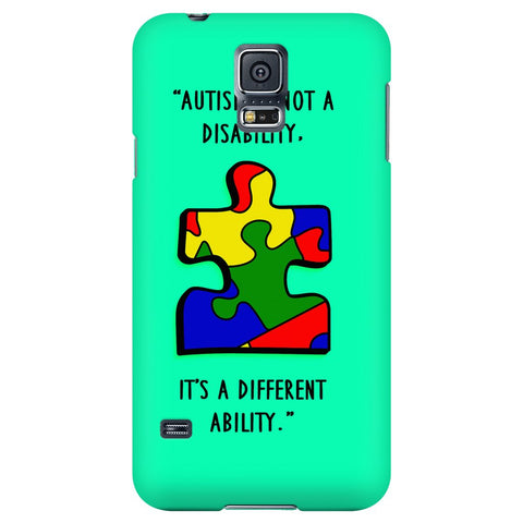 Autism Different Ability - Phone Cases - Phone Cases - Epic Goodies Shop