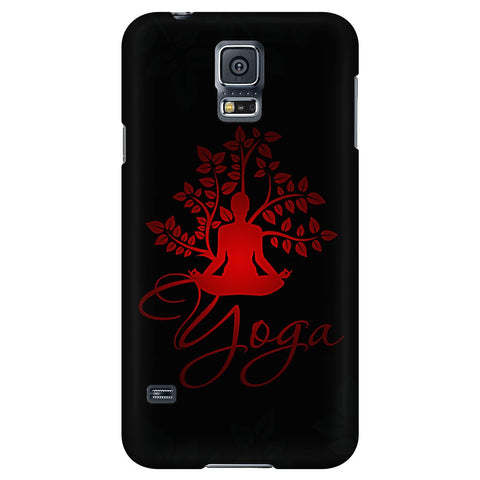 Yoga One With - Phone Cases