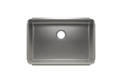 "Classic 28.5"" x 19.5"" x 10"" Undermount Stainless Steel Kitchen Sink"