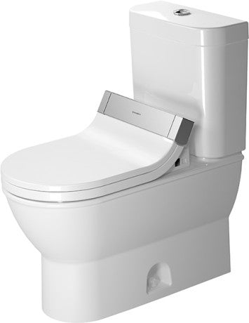 "Darling New Two-Piece toilet 14.63"" x 27.5"""