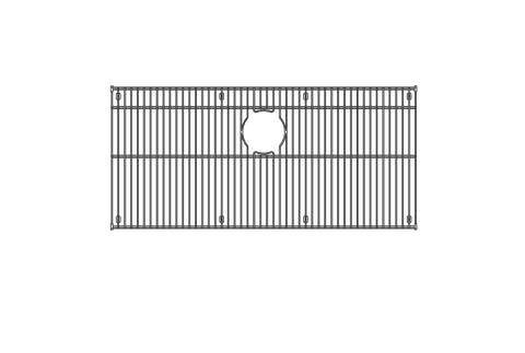 "Sink grid for Classic and Classic+ collection sink 35.375"" x 16.625"" x 1.25"""