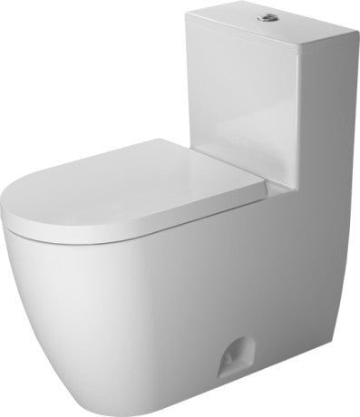 "ME by Starck One-Piece toilet Duravit Rimless® 14.13"" x 28.75"""