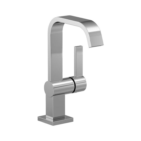 IMO Single Hole Faucet w/ Side Lever and No Drain