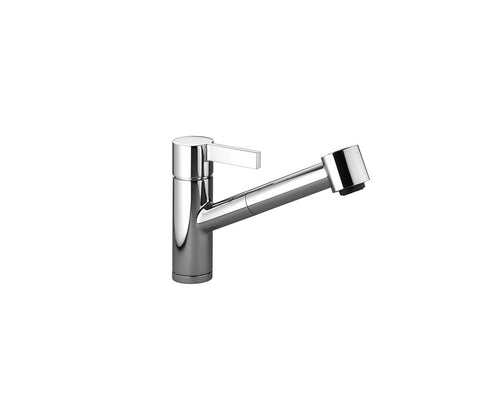 eno Single Lever Mixer with Pull Out and Power Spray