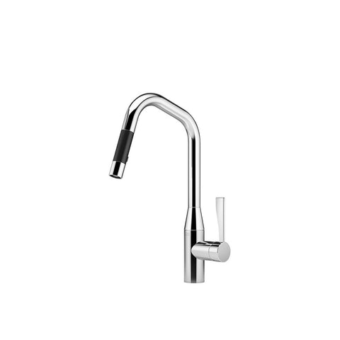 Sync Single Lever Mixer with Pull Out and Power Spray