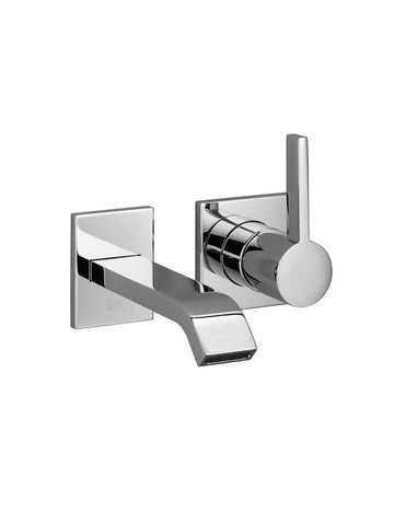 "IMO 2 Hole Wall Mounted Faucet Trim 6-3/4"" Projection"