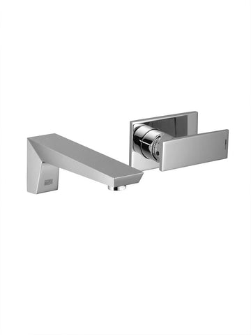 "Supernova 2 Hole Wall Mounted Faucet Trim 8"" Projection"