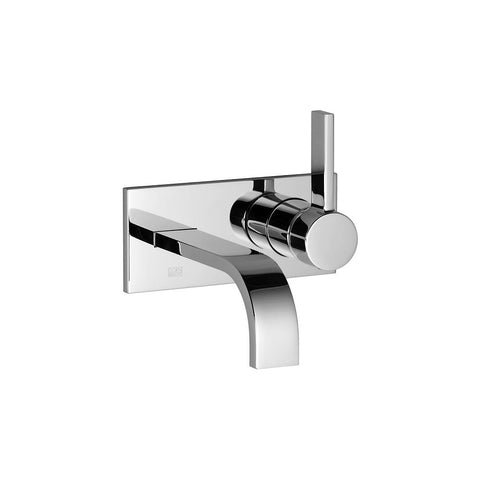 "Mem 2 Hole Wall Mounted Faucet Trim 7"" Projection"
