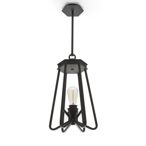 Fabienne Ceiling Mounted Iron Pendant