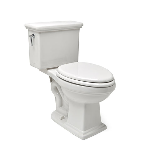 Otis Two Piece High Efficiency Elongated Watercloset with Slow Close Plastic Seat