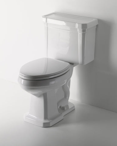 Exeter Two Piece Elongated Watercloset
