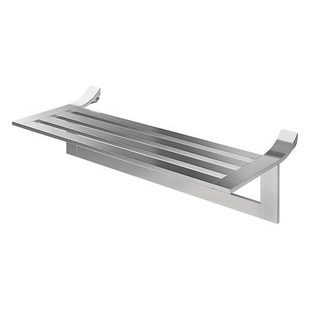"CINU 24"" Hotel Shelf with Towel Bar"