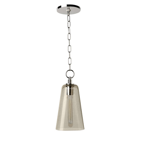 Arundel Ceiling Mounted Small Pendant with Glass Shade
